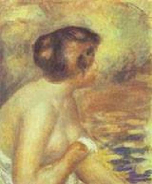 The bather 1894 xx private collection